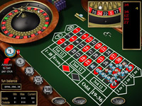 Looking for that American style Roulette? Then click here to visit Club World Casino to find out more..