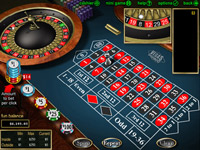 Play American Roulette at Sloto Cash