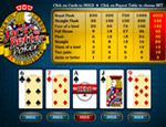 A game where by the JOY keeps on coming, visit Rich Casino to play Jacks or Better to day.