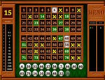 Keno - A game very similar to Bingo, so if youre a Binog lover we can assure you will enjoy Keno... Come See