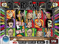 Visit Superior Casino to play Rock On Slot...