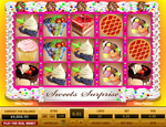Got a little SWEET tooth in you? Then you need to visit Sweet Surprise slots.